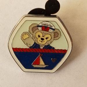 DUFFY SAILOR BOY Disney Trading Pin